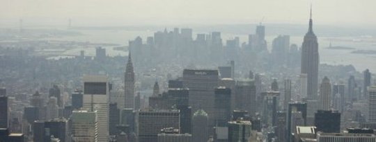 Ang Summers ng New York City ay May Heat Up