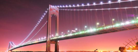 Çelik işçileri Verrazano Bridge onarımları için Çin çeliği kullanmaya karşı çıkıyor