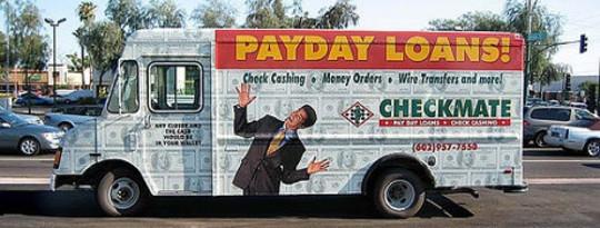 Whack-a-Mole: Hvordan Payday Långivere sprette tilbake når stater sprer seg