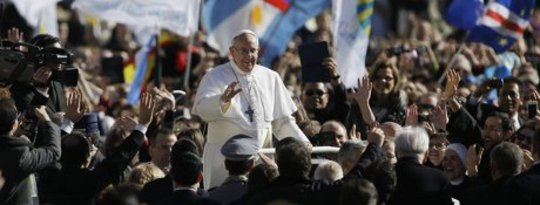 Pope Calls For Aid To The Poor