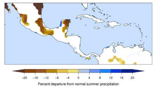 Древняя засуха предложение Подсказки о будущем засухи