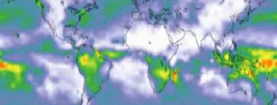Banyak Kejutan Sebagai Pemanasan Dunia