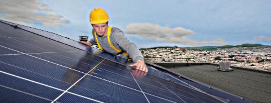 Hur tolv stater lyckas i solenergi Installation: Ny rapport
