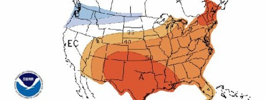 NOAA Spring Forecast 2013