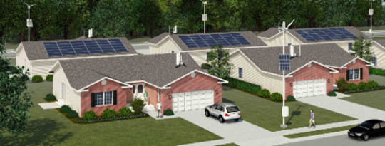 Solar Suburbia Sa Power Modern Cities