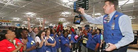 Walmart er Big Lie: Nei, det skaper ikke jobber!