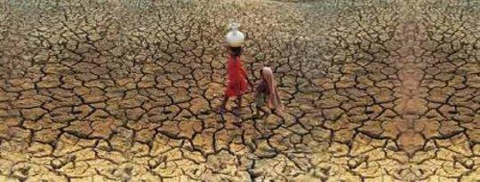 दो पीढ़ियों के भीतर बहुमत वाले पानी की कमी