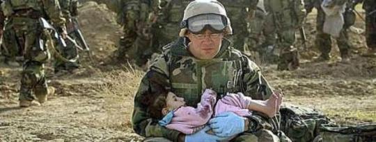 Irakkrigets ansikte
