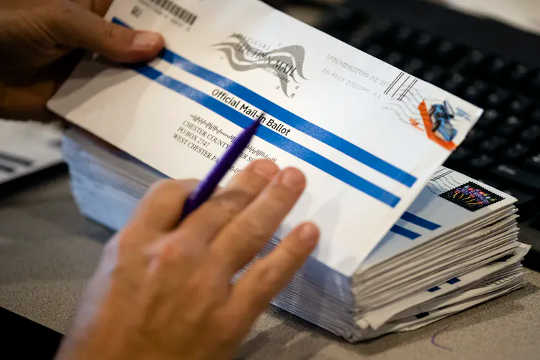 Is Voting By Mail Safe From Fraud?