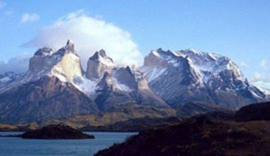 Andes'Glaciers smälter snabbt