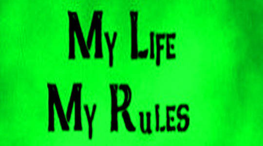 The Rules of Life: Whose Rule Book Are You Following?