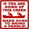 Without a Paddle: Listening to Our Inner Promptings