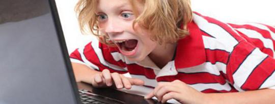 您的孩子可能已知道你的病:互联网的精彩可怕的世界