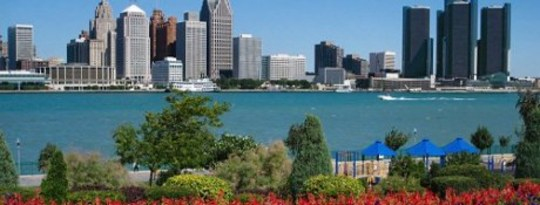Detroit, Community Resilience en die American Dream