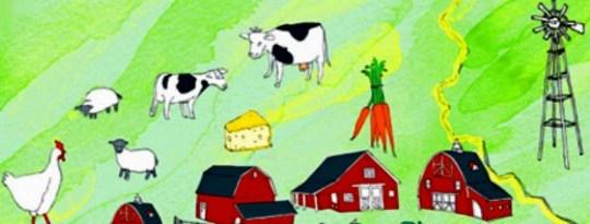 Faire des échanges économiques une interaction humaine affectueuse (image du site Web de White Dog Café)