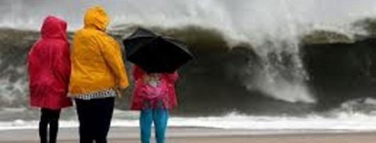 Почитание ураганы