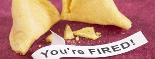 Cuando has perdido tu trabajo: Terminación involuntaria