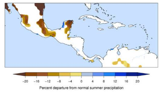 precolumbian drought