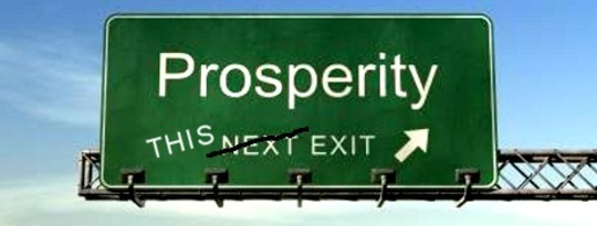 How to Realize Abundant Prosperity: The 40 Day Prosperity Plan