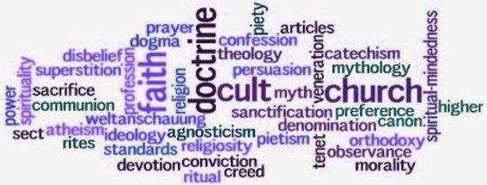 مذهب و معنویت: یکسان یا متفاوت؟