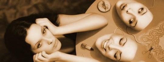 Entfernen Sie Ihre Maske: Letting Go von Pretense