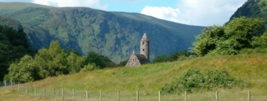 The Sacred Center: Rediscovering the Roots of Ireland