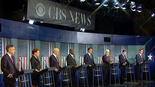 CBS South Carolina Debat