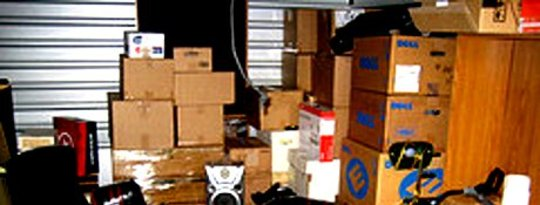 "Clutter in Storage: Does Your ""Stuff"" Support Your Soul's Expression?"