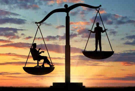 آیا ما می توانیم نابرابری را نادیده بگیریم زیرا سیاست ها را برای افزایش آن تحت فشار قرار می دهیم؟