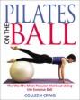 Pilates On The Ball deur Colleen Craig.