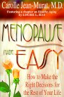 Menopause Made Easy by Carolle Jean-Murat