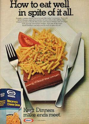 Een Ode Aan Mac En Kaas, Het Affichekind Voor Verwerkt Voedsel