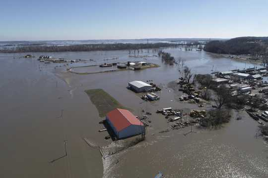 For A Flooded Midwest, Climate Forecasts Offer Little Comfort