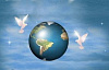 草の根ムーブメント:あり、地球上の平和ビー?