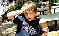 아이스크림을 너무 빨리 먹으면 뇌가 진정 되니?