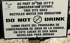 Miten voimme päästä yli Yuck-tekijän, kun se tulee kierrätettyyn veteen