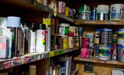 45 Ev Tozunda Ortak Potansiyel Tehlikeli Kimyasallar