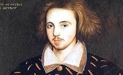 Можливий портрет Крістофера Марлоу. (Кредит: Анонім через Wikimedia Commons)