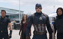 キャプテン・アメリカ:私たちの政治的不安を反論する内戦