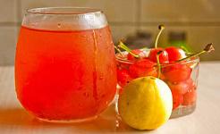 succo di ciliegia 5 10