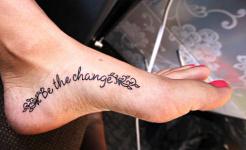 Fra straf til protest: En fransk historie om tatoveringer