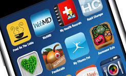 Como escolher o bom dos aplicativos de saúde Bad Smartphone