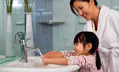 Безопасно ли вы слишком часто мыть руки?
