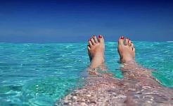 為什麼在海裡游泳對你有好處