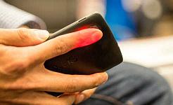 استخدام الهاتف الذكي الخاص بك ، وليس إبرة ، للتحقق من فقر الدم