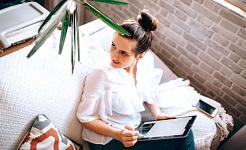 Arbeiten die Menschen zu Hause weniger produktiv?