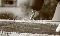 Не забывайте о невидимом Пыль в том, что DIY проекта