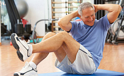 Müssen Männer härter trainieren als Frauen, um einen Schlaganfall zu verhindern?