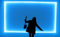 이 연구는 청색 농축 된 빛의 노출이 희미한 빛에 비해 아침과 저녁 모두에서 신진 대사 기능을 급격히 변화 시켰음을 보여줍니다. (제공 : bptakoma / Flickr)