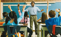 Det er empatiske lærere, der holder urolige børn i skole